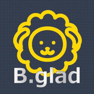 ビーグラッドロゴ